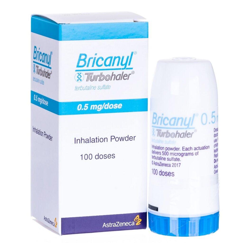 medicin vid astma