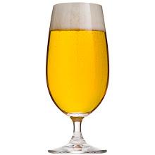 Öl passar inte med bantning