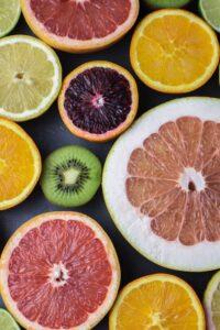 Undvik frukt